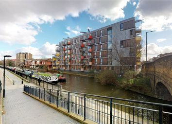 Thumbnail 2 bed flat for sale in Adelaide Wharf, 120 Queensbridge Road, London