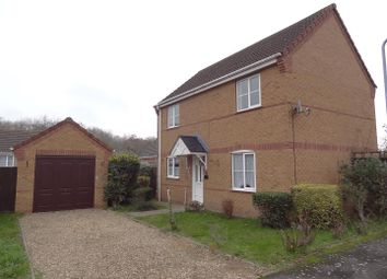 Thumbnail 3 bedroom detached house for sale in Beech Rise, Sleaford