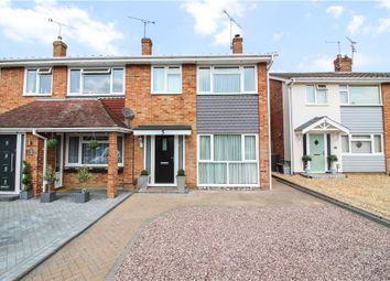 Thumbnail 3 bed end terrace house for sale in Croft Lane, Yateley, Hampshire