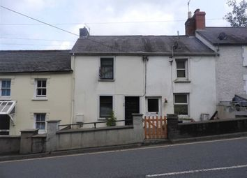 Thumbnail 2 bed terraced house for sale in Castle Street, Cardigan