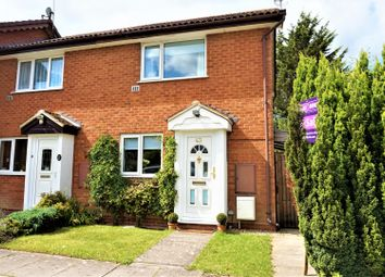 Thumbnail 2 bed end terrace house for sale in Hayes Walk, Horley