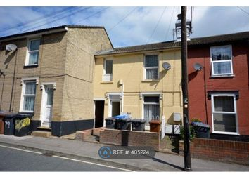 Thumbnail 1 bed flat to rent in Burrell Road, Ipswich