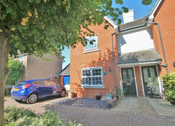 Thumbnail 3 bed semi-detached house for sale in The Avenue, St Marys Island, Chatham, Kent