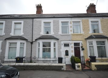 Thumbnail 3 bed terraced house to rent in Glenroy Street, Roath, Cardiff