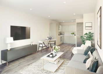 Thumbnail 1 bed flat for sale in The Hallmark, Cheetham Hill Road, Manchester, Greater Manchester