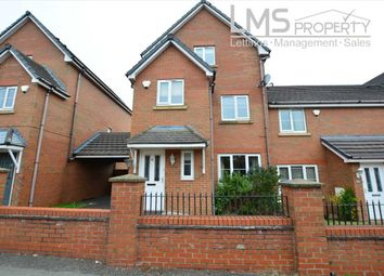 4 bed town house to rent in Bakers Lane, Winsford CW7