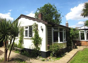 Thumbnail 2 bed bungalow for sale in Kelvedon Hatch, Brentwood, Essex