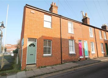Thumbnail 3 bedroom end terrace house for sale in Cossington Road, Canterbury
