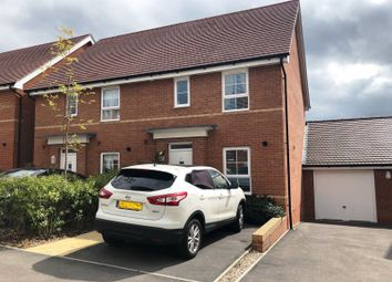Thumbnail 3 bed semi-detached house for sale in Cardinal Place, Cardinal Park, Southampton