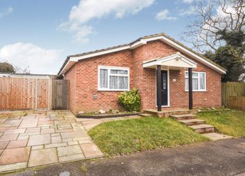 Thumbnail 3 bed detached bungalow for sale in Caudle Avenue, Lakenheath, Brandon