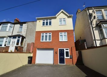 Thumbnail 4 bedroom detached house to rent in Vale Road, Northfleet, Gravesend