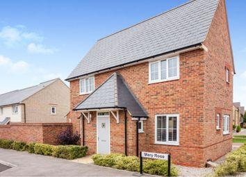 Brooklands, Milton Keynes MK10. 3 bed detached house for sale