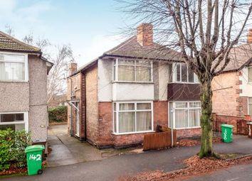 Thumbnail 3 bed semi-detached house for sale in Allington Avenue, Lenton, Nottingham