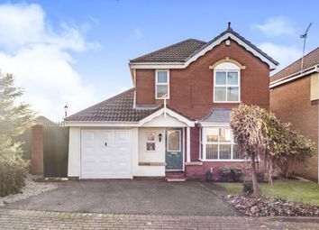 Thumbnail 4 bedroom detached house for sale in Holborn Court, Widnes, Cheshire