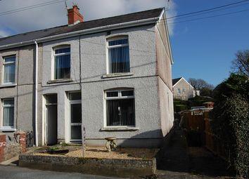 Thumbnail 3 bed terraced house for sale in Oakfield Road, Twyn, Ammanford