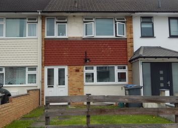 Thumbnail 3 bed terraced house for sale in Preston Hill, Harrow