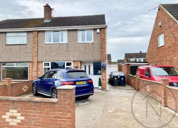 Thumbnail 3 bed semi-detached house for sale in Heron Drive, Darlington