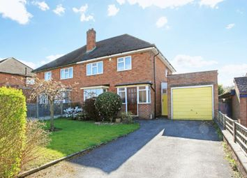 Thumbnail 3 bed semi-detached house for sale in 24 Dawley Road, Arleston, Telford