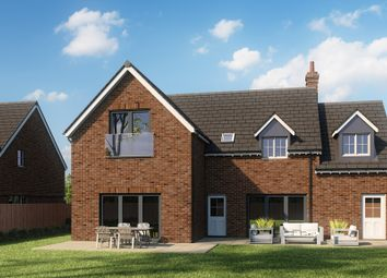 Thumbnail 5 bed detached house for sale in 'turveys Field', Mill Lane, Houghton Conquest
