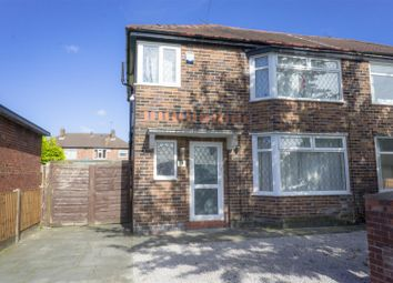 Thumbnail 3 bed semi-detached house for sale in Durnford Avenue, Urmston, Manchester