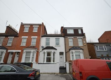 Thumbnail 3 bed terraced house to rent in Craven Park Road, London