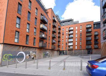 Thumbnail 1 bedroom flat to rent in Rivington Apartments, Railway Terrace