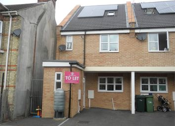 Thumbnail 3 bed terraced house to rent in 74 Grove Road, Folkestone, Kent