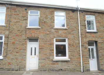 Thumbnail 2 bed property for sale in Railway Terrace, Blaengarw, Bridgend.