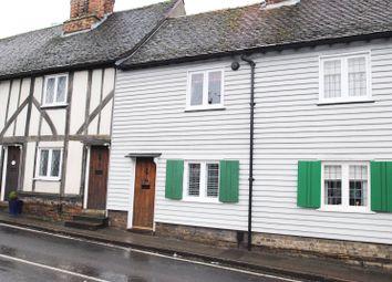 Thumbnail 2 bedroom terraced house for sale in Bear Block Cottages, Harwood Hall Lane, Upminster