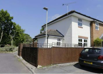 Thumbnail 1 bed end terrace house for sale in Donaldson Way, Woodley, Reading
