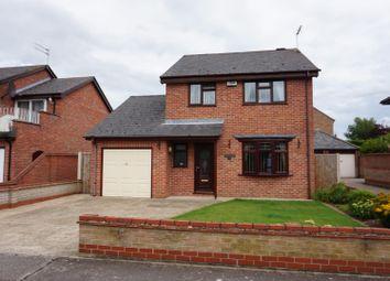 Thumbnail 3 bed detached house for sale in Swonnells Walk, Lowestoft