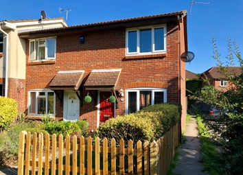 Thumbnail 2 bed end terrace house to rent in Walker Gardens, Hedge End, Southampton