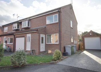 Thumbnail 1 bed flat for sale in Church View, Ollerton, Nottinghamshire