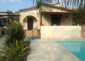Thumbnail 3 bed bungalow for sale in Leytmbou, Paphos, Cyprus