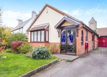 Thumbnail 2 bed detached bungalow for sale in Dennis Street, Hugglescote, Coalville, Leicestershire