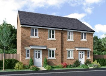 "Thumbnail 3 bed semi-detached house for sale in ""Eden"" at Bryning Lane, Warton, Preston"