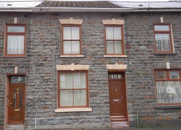 Thumbnail 3 bed property for sale in Bute Street, Treherbert, Rhondda Cynon Taff.