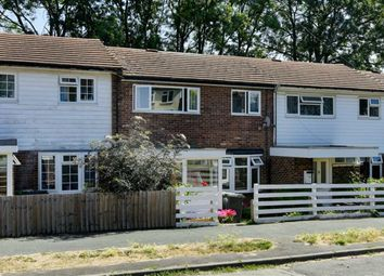 Thumbnail 3 bed terraced house for sale in Shawford Road, West Ewell, Surrey