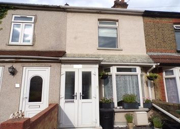 Thumbnail 2 bed terraced house to rent in Melville Road, Rainham