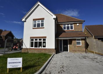 Thumbnail 3 bed detached house for sale in Campbell Close, Hookwood, Horley, Surrey
