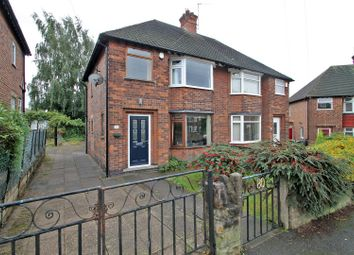 Thumbnail 3 bed semi-detached house for sale in Hadbury Road, Basford, Nottingham