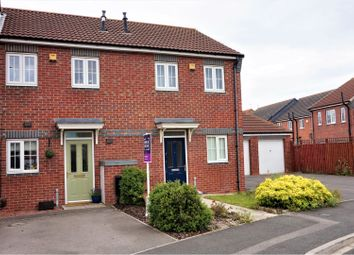 Thumbnail 2 bed terraced house for sale in Aidan Court, Middlesbrough