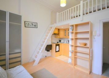 Thumbnail Studio to rent in Claverton Street, London