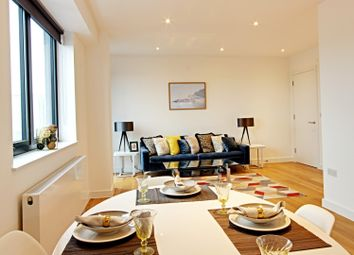 Thumbnail 2 bed penthouse to rent in Totteridge Lane, Totteridge