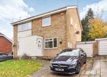 Thumbnail 2 bed semi-detached house for sale in Harvesters Close, Rainham