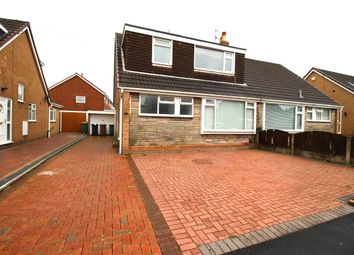 Thumbnail 3 bed semi-detached house to rent in Polefield, Fulwood, Preston