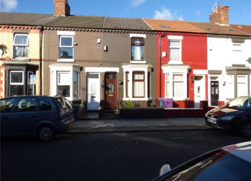 Thumbnail 2 bedroom terraced house for sale in July Road, Liverpool, Merseyside