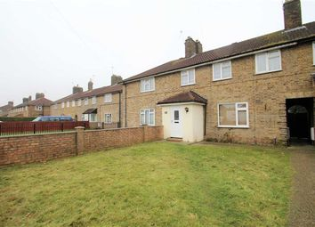 Thumbnail 3 bed terraced house for sale in Castle Avenue, West Drayton, Middlesex