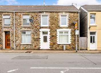 Thumbnail 2 bed end terrace house for sale in Castle Street, Maesteg