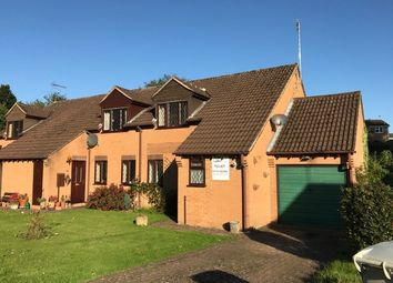 Thumbnail 2 bed semi-detached house to rent in Willow Close, Uppingham, Oakham